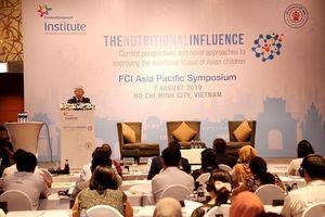 Hội nghị tiếp cận mới về điều trị và dinh dưỡng nhi khoa
