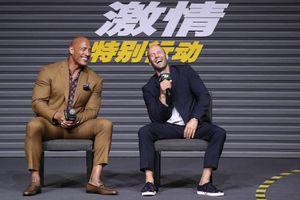 Trung Quốc sẽ quyết định thành bại của 'Fast & Furious: Hobbs & Shaw'