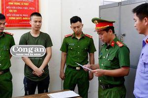 Khởi tố, bắt tạm giam phóng viên cưỡng đoạt tài sản