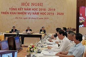 Bộ trưởng Phùng Xuân Nhạ: Quyết tâm khắc phục và tạo sự chuyển biến căn bản các vấn đề về GD-ĐT