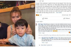 Sao Việt bênh vực chồng Thu Thủy khiến fan phẫn nộ