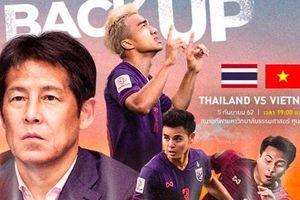 Khát khao 'trở lại và trỗi dậy', người Thái đưa ra khẩu hiệu đanh thép trước trận đấu với tuyển Việt Nam