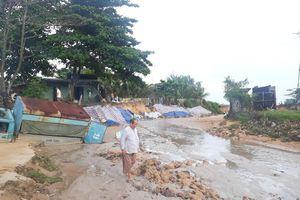 Người Phú Quốc di tản trong trận ngập lịch sử: Bí thư huyện nói gì?
