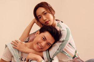 Diệu Nhi, Quang Đại chụp ảnh tình tứ nhưng tiết lộ chỉ là bạn thân