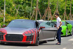 Vì sao Cường Đô la bất ngờ rao bán siêu xe sau khi cưới Đàm Thu Trang?
