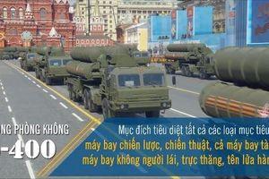 S-400, hệ thống tên lửa phòng không khiến NATO mâu thuẫn
