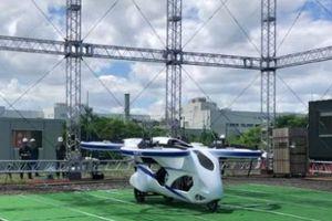 Hé lộ dòng ô tô bay có thể được sản xuất hàng loạt vào năm 2026