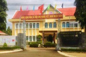 Gia Lai: Chánh văn phòng UBND huyện Chư Sê bị khởi tố