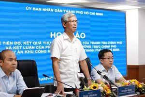 TP.HCM nói gì về thu hồi đất ở Khu công nghệ cao quận 9 bị phản ứng?