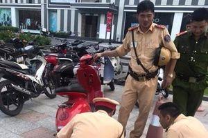Đăng ảnh xúc phạm cảnh sát giao thông, bị phạt 7,5 triệu đồng