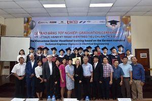 Trường CĐN Bách khoa Hà Nội đào tạo nguồn nhân lực chất lượng cao theo tiêu chuẩn CHLB Đức cho các doanh nghiệp