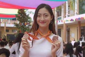 Loạt thành tích học tập khủng của Hoa hậu Lương Thùy Linh