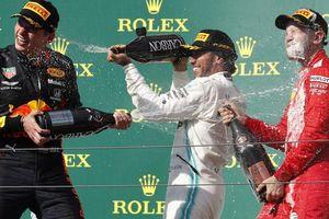 F1 bước vào kỳ nghỉ giữa mùa: Hamilton thống trị, Verstappen tỏa sáng