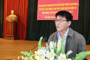 Sai phạm của ông Lê Thanh Thản: Khởi tố chủ tịch phường và 2 cán bộ