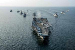 Tàu chiến Mỹ thăm Philippines giữa căng thẳng với Trung Quốc
