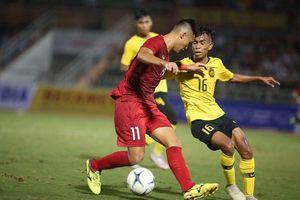 U-18 Việt Nam đánh bại ĐKVĐ Đông Nam Á bằng bàn thắng phạt góc