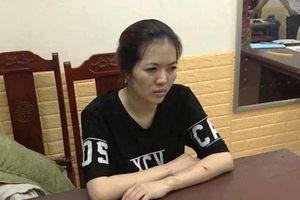 Bắt tạm giam nữ giám đốc đâm chết người tình là cán bộ tòa án trên ô tô