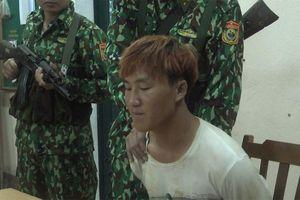 Bắt giữ 2 nghi phạm giết người, hiếp dâm đang tìm cách vượt biên sang Trung Quốc