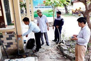 HueWaco luôn đảm bảo chất lượng nguồn nước để phục vụ người dân