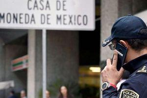 Nhóm cướp táo tợn đột nhập xưởng đúc tiền vàng ở Mexico, cướp đi hơn 2 triệu USD