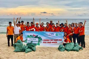 PTI chung tay giảm thiểu rác thải nhựa, túi nilon