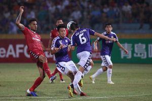 Hà Nội lên đỉnh ĐNA, vào bán kết AFC Cup liên khu vực