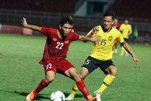 Minh Trọng ghi bàn, Việt Nam thắng Malaysia ở phút 89