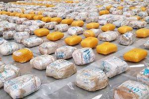 Cảnh sát Anh thu giữ lượng lớn heroin trị giá gần 50 triệu USD