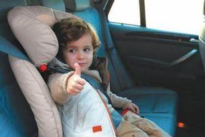 Dạy trẻ kỹ năng thoát hiểm khi bị bỏ quên trên ô tô, điều cha mẹ cần làm trước nhất