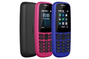 Nokia 105 2019 về Việt Nam với giá 360 ngàn đồng