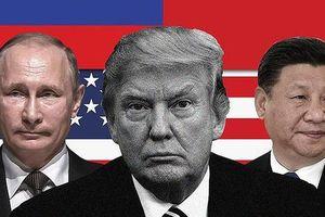 Chiến tranh thế giới phức hợp Mỹ - Nga và Mỹ - Trung