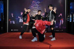 Phim ca nhạc BTS – Tâm hồn nhiệt huyết nức lòng fan Việt
