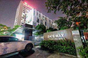 Trường Gateway thông báo chính thức vụ bỏ quên nam sinh trên xe buýt