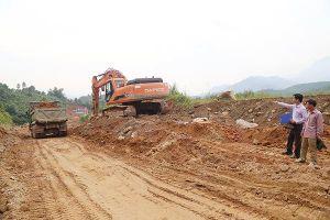 Minh Đức trúng thầu làm đường Quý Xa - Tằng Loỏng (Lào Cai)