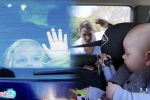 Bị nhốt trong xe hơi đóng kín có thể khiến người trưởng thành tử vong trong 1 tiếng, đâu là cách phòng tránh hiệu quả ?