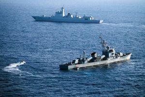 Việt Nam trao công hàm phản đối Trung Quốc huấn luyện quân sự ở Hoàng Sa