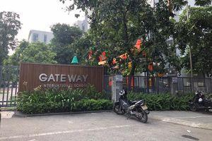 Khởi tố vụ án làm chết người tại trường Quốc tế Gateway