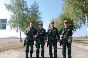 Đội bắn tỉa Việt Nam xuất sắc lọt vào vòng 2 Army Games 2019