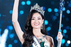 Hoa hậu Thế giới Việt Nam 2019 Lương Thùy Linh: 'Tôi tin bản thân của hiện tại là phiên bản tốt nhất'