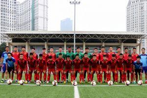 Chốt danh sách U18 Việt Nam dự giải Đông Nam Á, HAGL chỉ có 1 cầu thủ