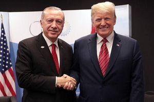 Quốc hội Mỹ thúc ép Tổng thống Trump trừng phạt Thổ Nhĩ Kỳ vì thương vụ S-400