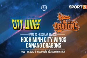 Danang Dragons có thể tự cứu chính mình trong chuyến làm khách trước Hochiminh City Wings?