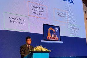 Bộ TT&TT: Đề xuất lập Ủy ban Chuyển đổi số quốc gia, hướng đến Top 3 ASEAN về chỉ số cạnh tranh toàn cầu