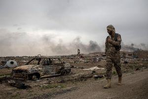 Lầu Năm Góc: Khủng bố IS vẫn đang phục hồi lực lượng?