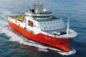 Nhóm tàu Hải Dương 8 đã rời vùng đặc quyền kinh tế của Việt Nam