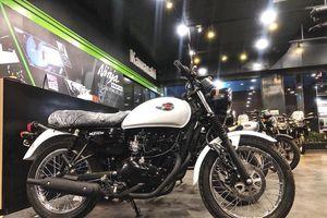 Kawasaki W175 bị triệu hồi ở VN vì lỗi trục khuỷu