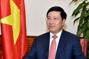 Phó Thủ tướng Phạm Bình Minh: Cộng đồng ASEAN cần gắn kết để vững bước