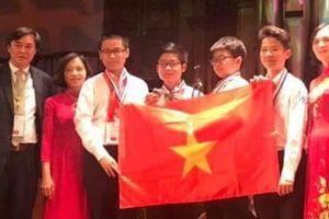Việt Nam xếp hạng 5 thế giới tại cuộc thi Toán quốc tế IMC 2019