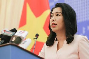 Tàu Hải Dương 8 của Trung Quốc đã rút khỏi vùng đặc quyền kinh tế và thềm lục địa Việt Nam