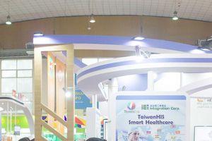 Taiwan Expo 2019: Nhiều công nghệ thông minh trong các dịch vụ y tế